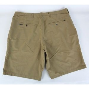 "Hurley Shorts - Hurley Nike Dri Fit Sz 38 Walk 10"" Shorts STAINS"